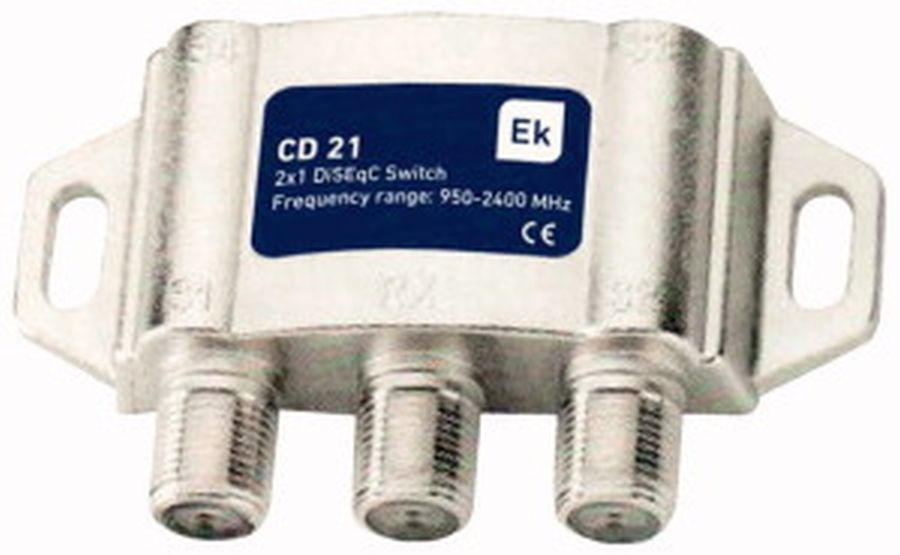 Switch DISEqC 1X2 EK