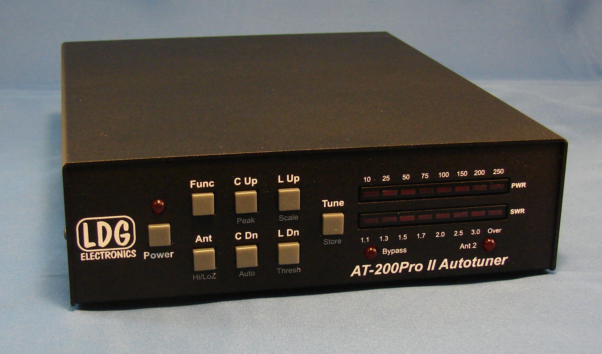 Accordatore automatico LDG AT 200PROII 250W HF+50MHz