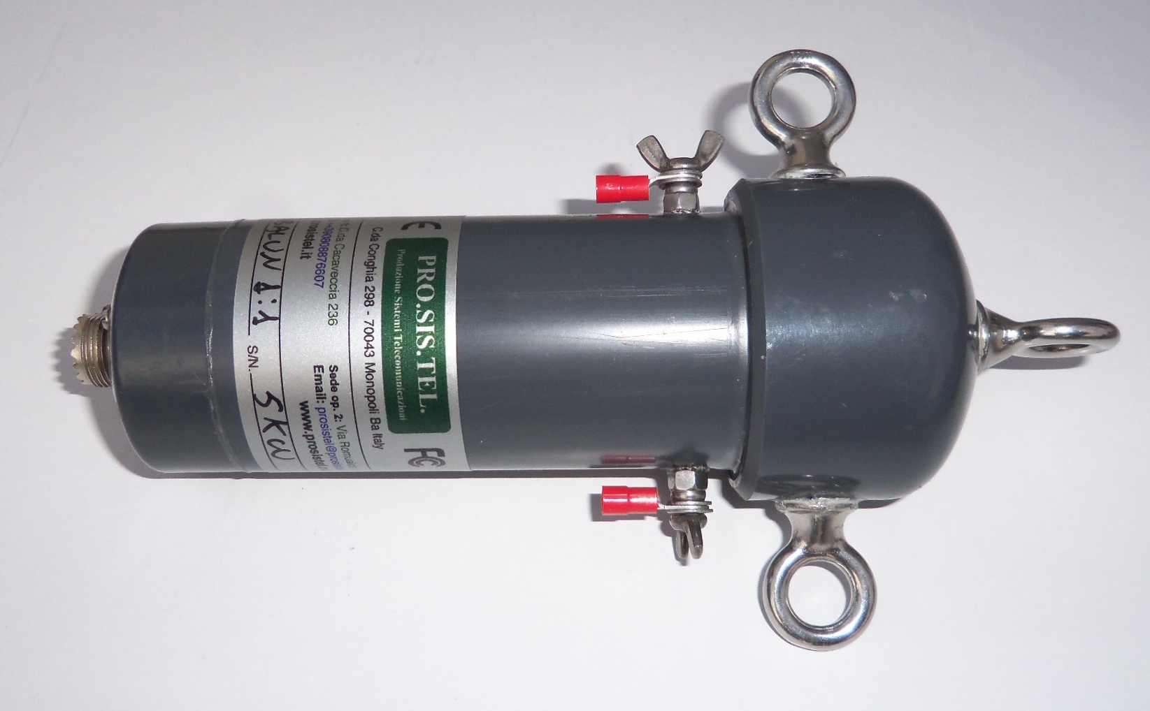 PST-BAL1:1 5KW pep Balun per dipolo filsre Nucleo ferrite