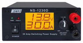 NISSEI NS-1230D ALIMENTATORE SWITCHING 25A