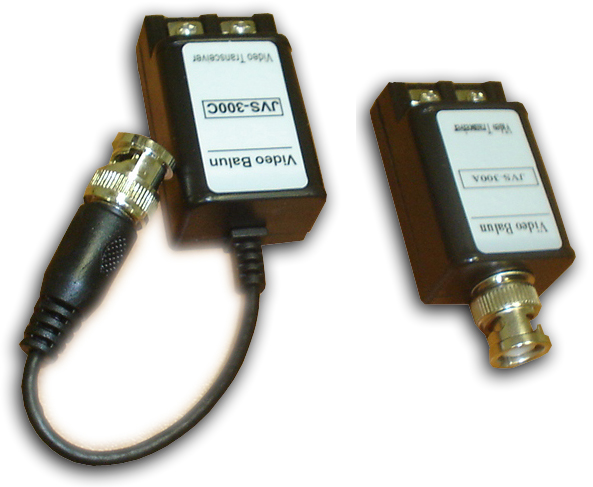 Video Balun coppia di amplificatori