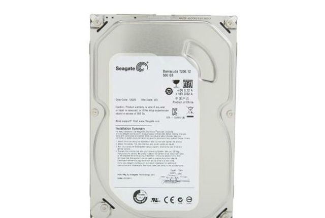 Hard Disk 3.5 Sata 500GB Seagate Barracuda