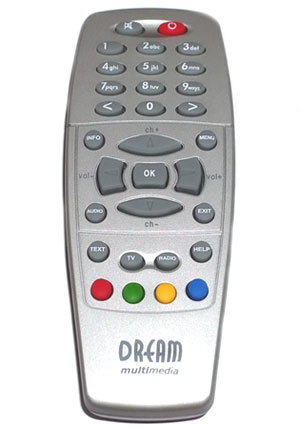 Telecomando dreambox DM500