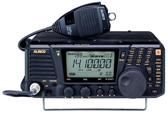 Ricetrasmettitore HF Alinco DX-SR-9-E All mode Pronta Consegna