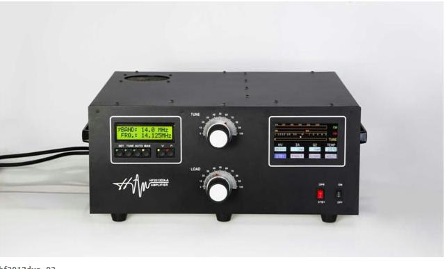 Amplificatore HF HAM-AMPLIFIER HF-2013DXA