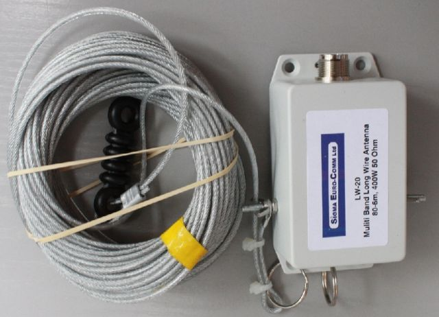Antenna filare Sigma UK LW-40