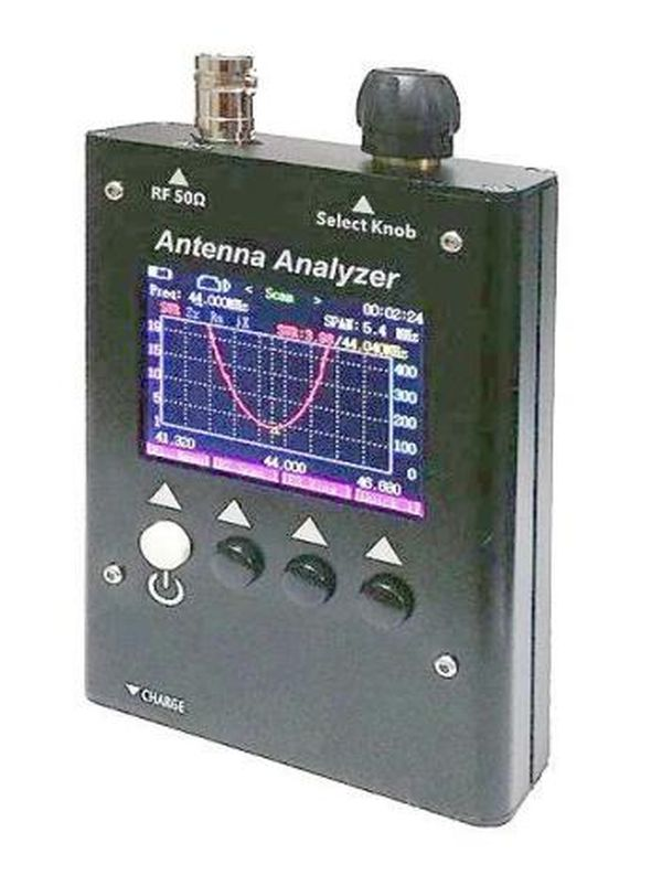 Surecom SA-160 Colour Graphic ANTENNA ANALYZER 0-60MHz