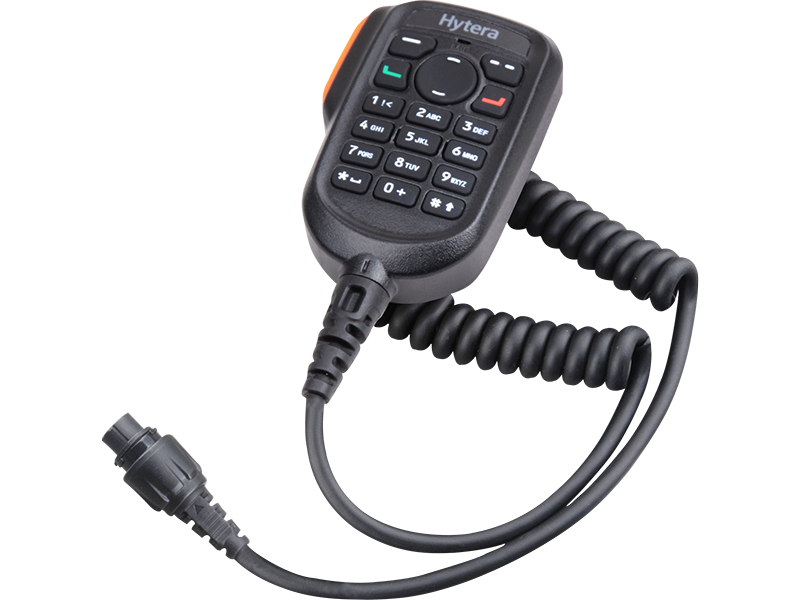 SM19A1 Handheld microphone with keypad